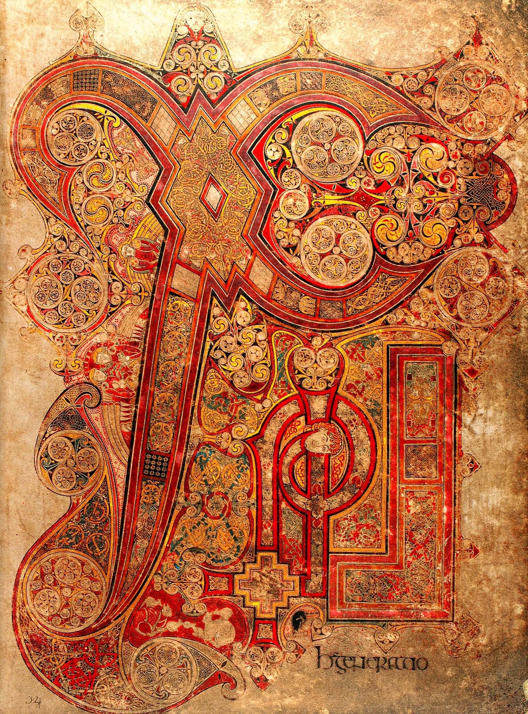 the book of kells pdf